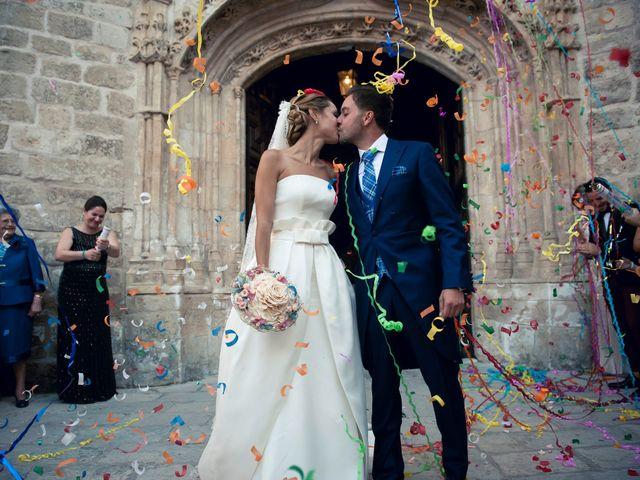 La boda de Jesus y Ainhoa en Madrid, Madrid 26