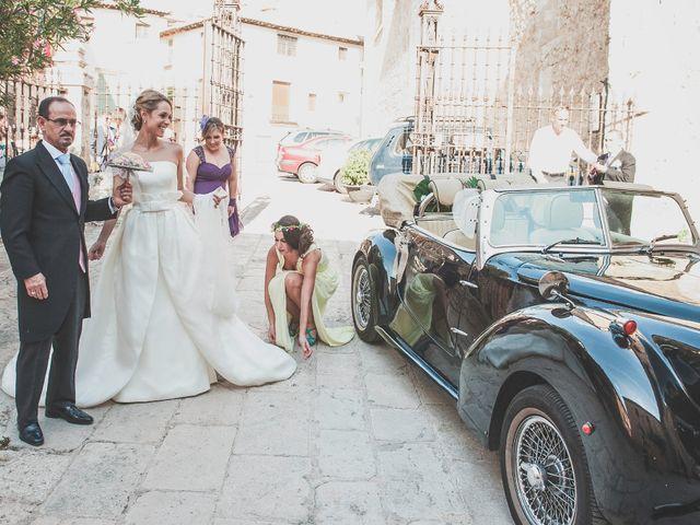 La boda de Jesus y Ainhoa en Madrid, Madrid 30