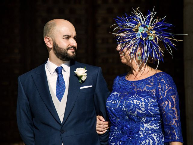 La boda de Roberto y Laura en Madrid, Madrid 5