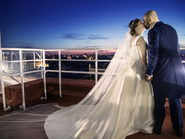 La boda de Roberto y Laura en Madrid, Madrid 1