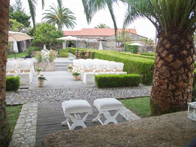 La boda de Adrián y Rebeca en Culleredo, A Coruña 5