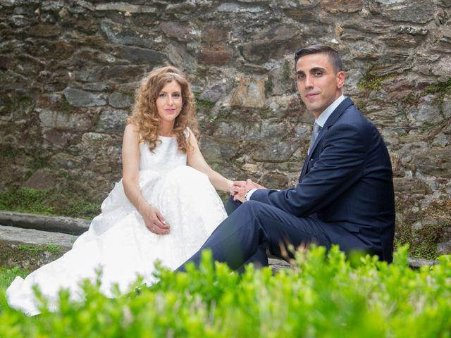 La boda de Adrián y Rebeca en Culleredo, A Coruña 13