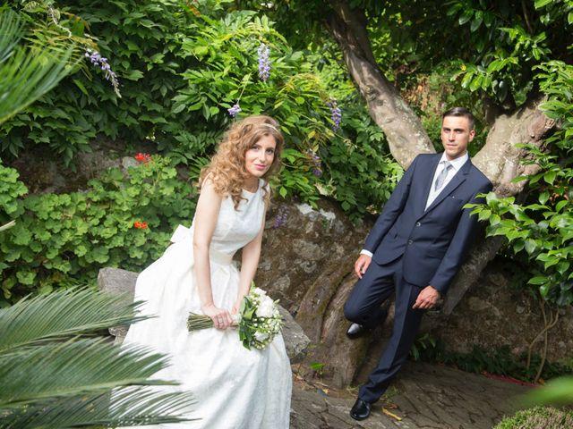 La boda de Rebeca y Adrián