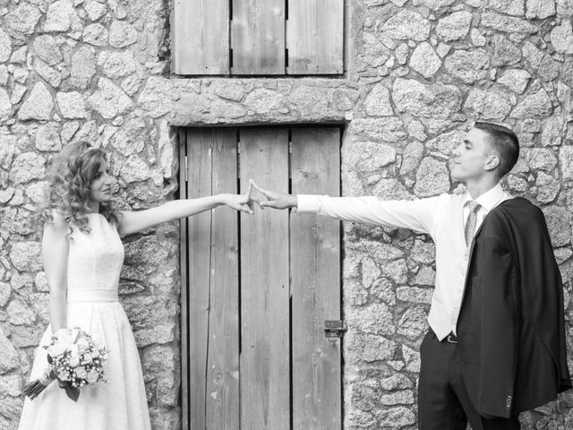 La boda de Adrián y Rebeca en Culleredo, A Coruña 16