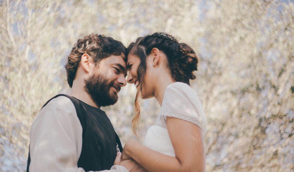 La boda de Xavier y Cristina en Olerdola, Barcelona
