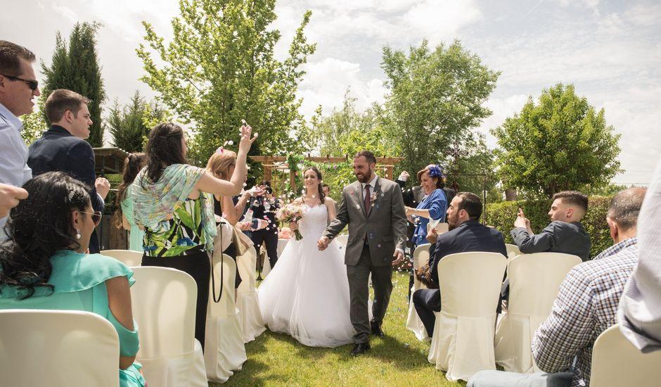 La boda de Pedro y Elia en Aranjuez, Madrid