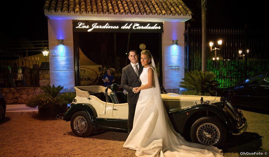 La boda de Juan Antonio y Carmen en Córdoba, Córdoba