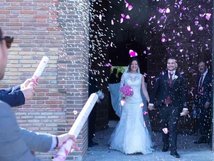 La boda de Ana y Marcos