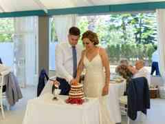 La boda de Cristina y Felipe 1