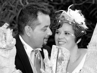 La boda de Jeru y Fran