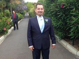 La boda de Jeru y Fran 2