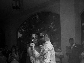 La boda de Rosa  y Tony 3