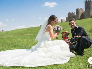 La boda de Rosa  y Tony