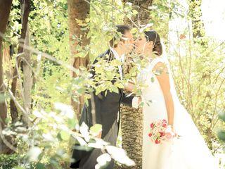 La boda de Iván y Rocío