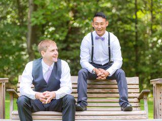 La boda de Nicole y Phillip 2