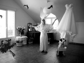 La boda de Irene y Javi 1