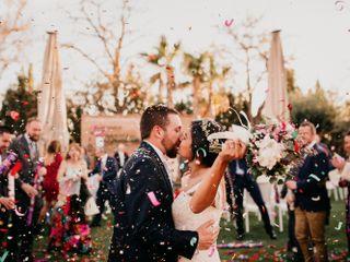 La boda de Alexandra y Alex
