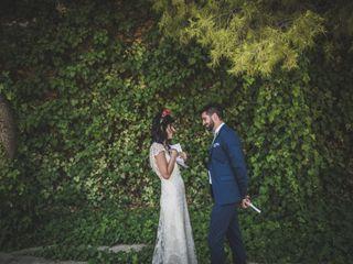La boda de Marta y Lucho