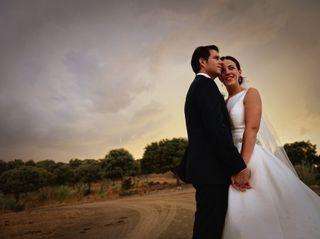 La boda de Asun y Ismael