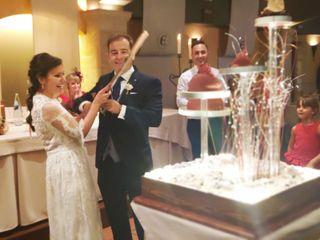 La boda de Cristina  y Gustavo 1