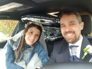 La boda de Adriana y Josep