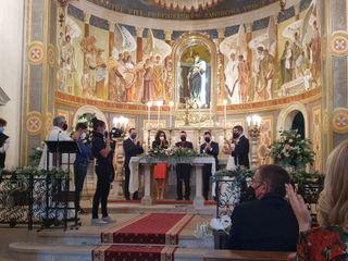 La boda de Adriana y Josep 3