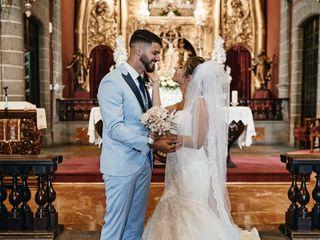La boda de Alejandra Olmos y Joseph González