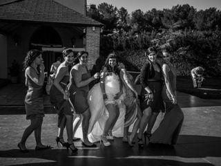 La boda de Isabel y Israel 1