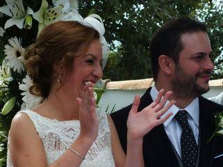 La boda de Nuria y Paco