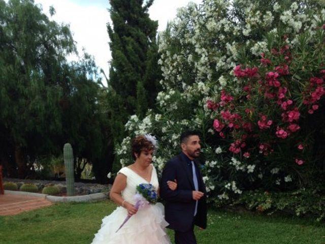 La boda de Fran y Jeru en Arafo, Santa Cruz de Tenerife 3
