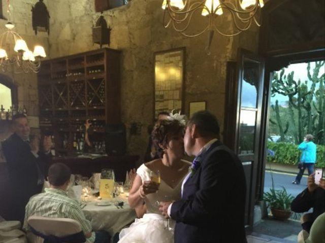 La boda de Fran y Jeru en Arafo, Santa Cruz de Tenerife 5