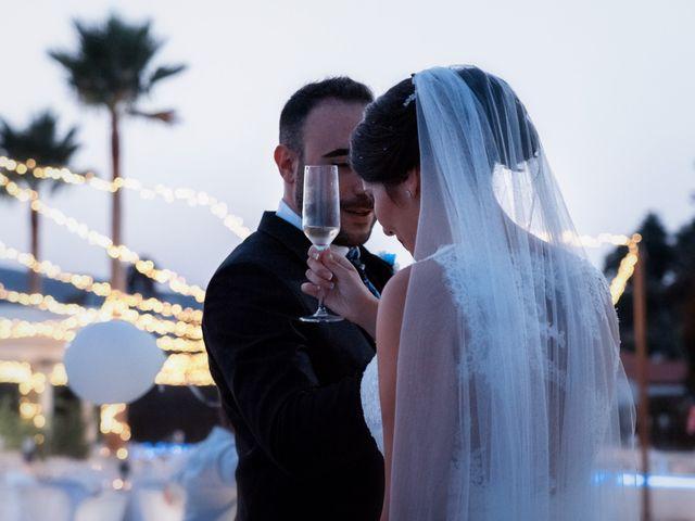 La boda de Antonio y Janira  en Alhaurin De La Torre, Málaga 2