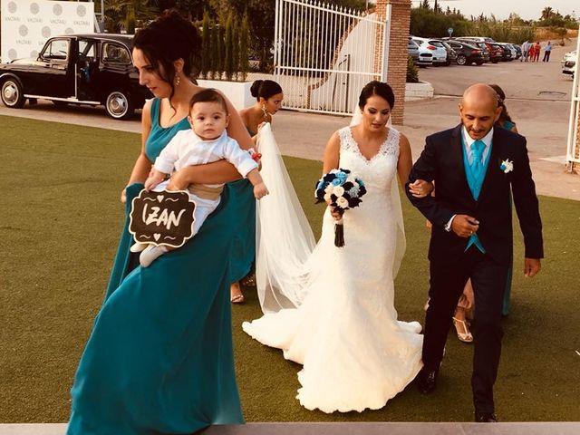 La boda de Antonio y Janira  en Alhaurin De La Torre, Málaga 9