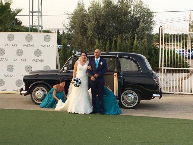 La boda de Antonio y Janira  en Alhaurin De La Torre, Málaga 10