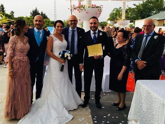 La boda de Antonio y Janira  en Alhaurin De La Torre, Málaga 11