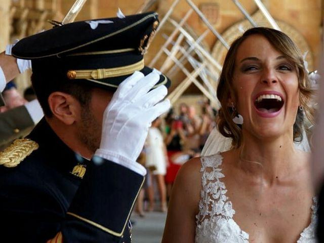 La boda de Tony y Rosa  en Ávila, Ávila 7