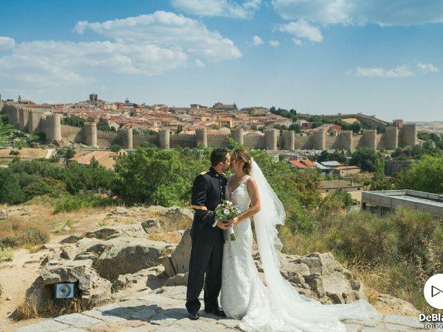 La boda de Tony y Rosa  en Ávila, Ávila 9
