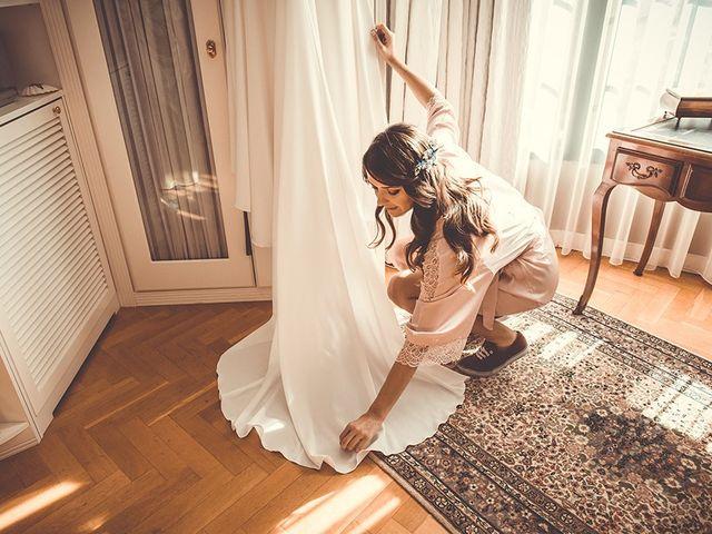 La boda de Juan y Carlota en Guadarrama, Madrid 21