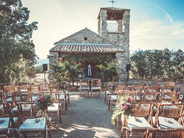 La boda de Juan y Carlota en Guadarrama, Madrid 34