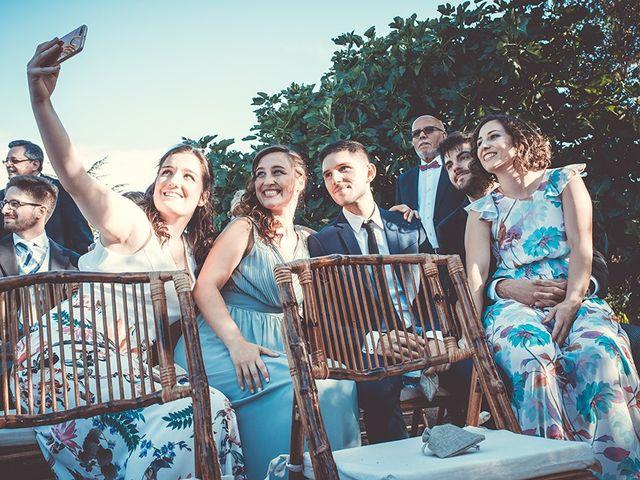La boda de Juan y Carlota en Guadarrama, Madrid 39