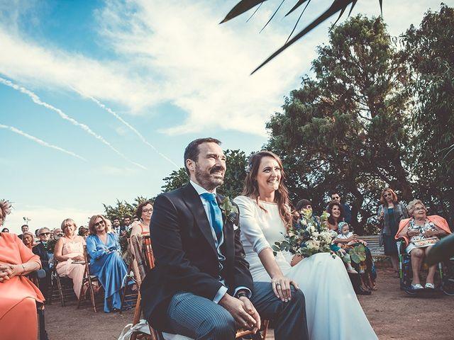 La boda de Juan y Carlota en Guadarrama, Madrid 43