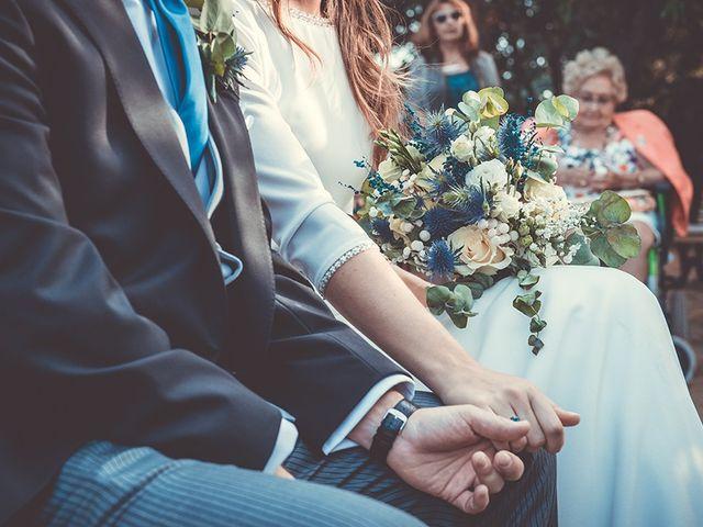 La boda de Juan y Carlota en Guadarrama, Madrid 44
