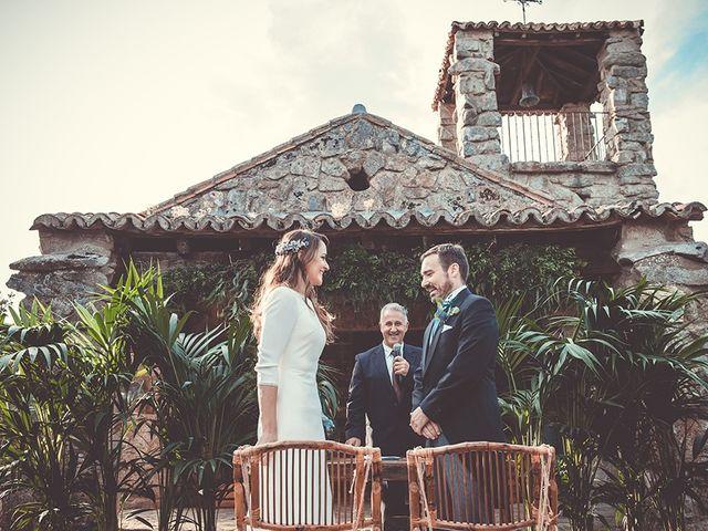 La boda de Juan y Carlota en Guadarrama, Madrid 48