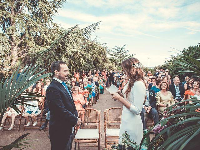 La boda de Juan y Carlota en Guadarrama, Madrid 49