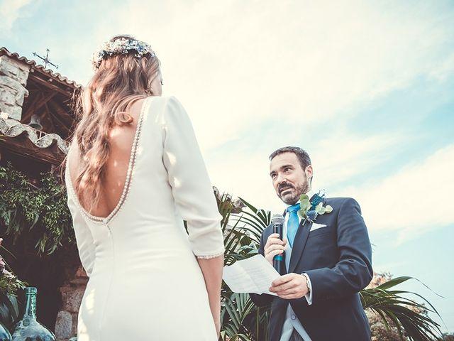 La boda de Juan y Carlota en Guadarrama, Madrid 50