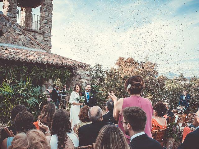 La boda de Juan y Carlota en Guadarrama, Madrid 54