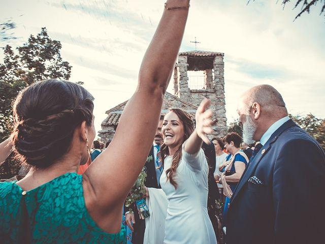 La boda de Juan y Carlota en Guadarrama, Madrid 55