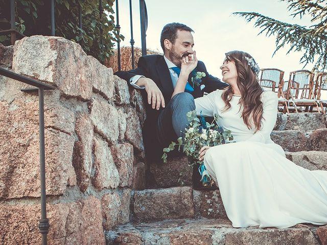La boda de Juan y Carlota en Guadarrama, Madrid 57