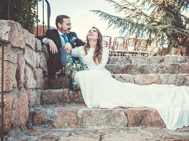 La boda de Juan y Carlota en Guadarrama, Madrid 58