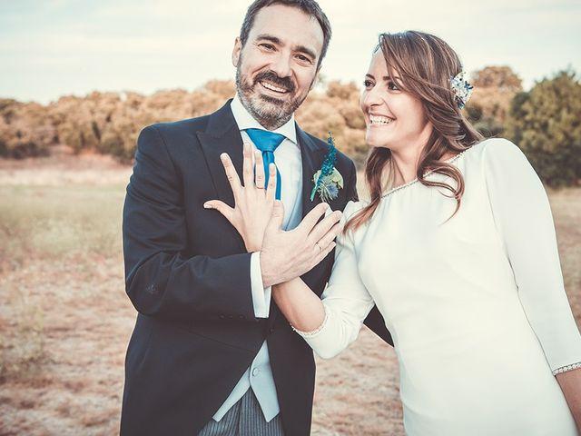 La boda de Juan y Carlota en Guadarrama, Madrid 69